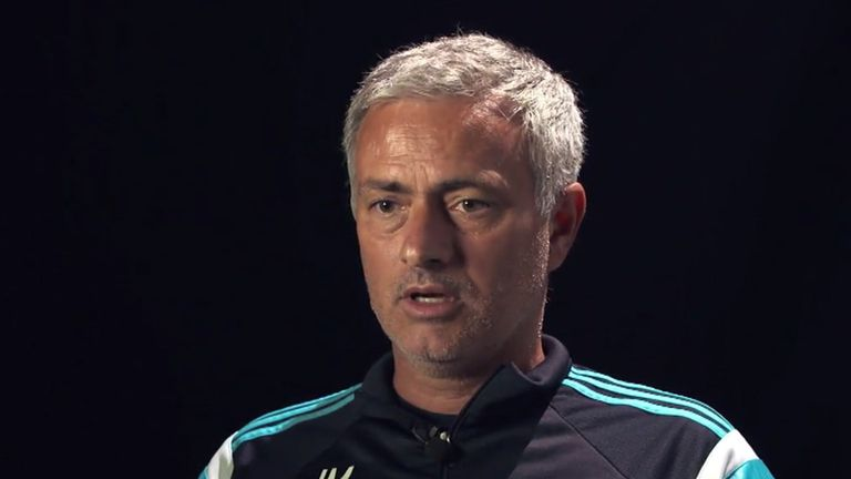 Mourinho: Believes that Burnley will be a threat