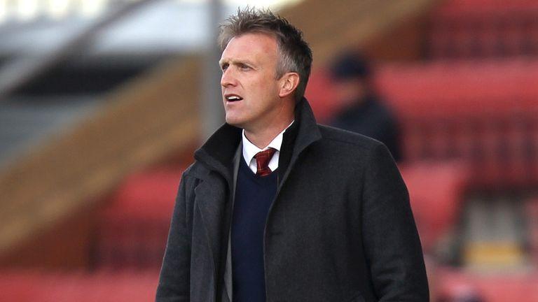 Steve Davis: Happy with cup progression
