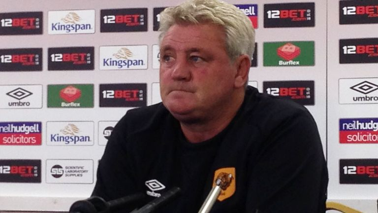 Steve Bruce: In the market for a new striker