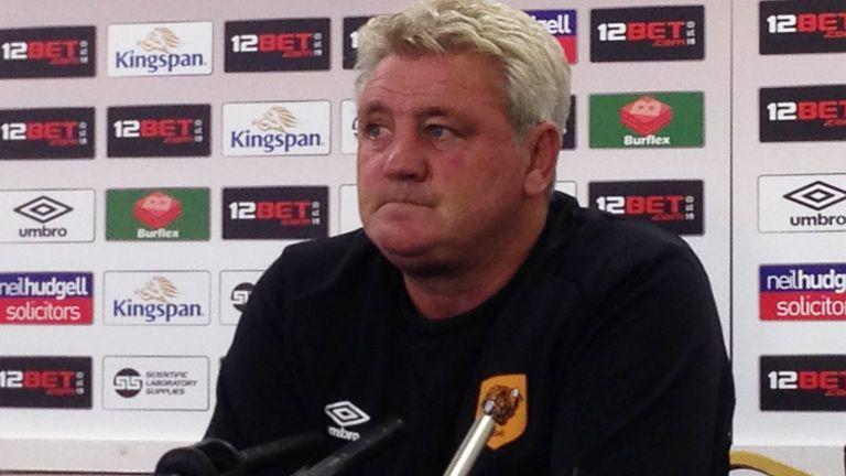 Steve Bruce: In the market for a new striker