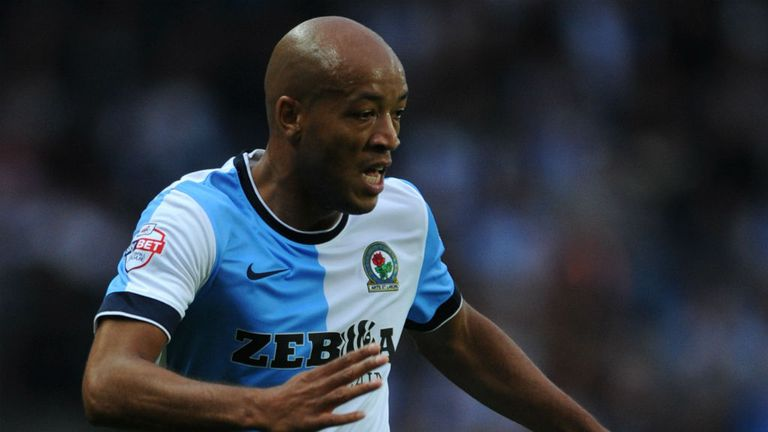 Alex Baptiste: Hoping for a permanent deal at Blackburn