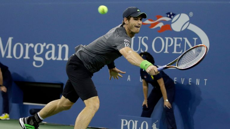 Andy Murray: Back in action in New York