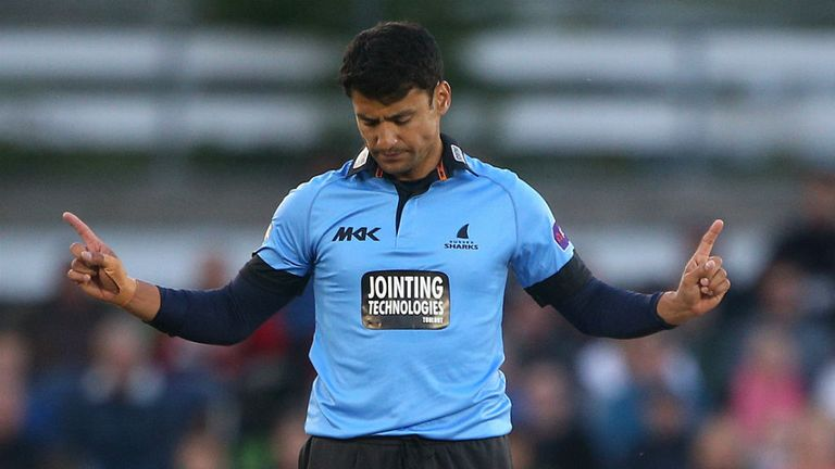 Yasir Arafat: Starred with both bat and ball for Sussex as they beat Durham