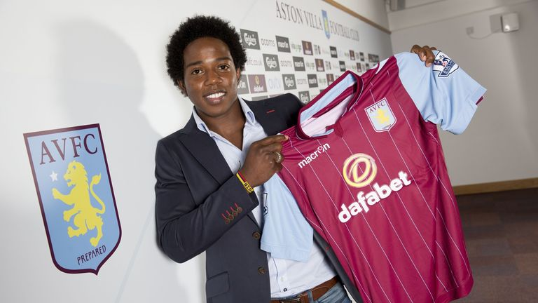Carlos Sanchez: Aston Villa's new signing