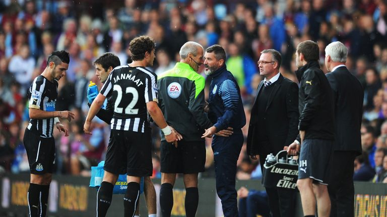 Janmaat: Exchange of views with Roy Keane