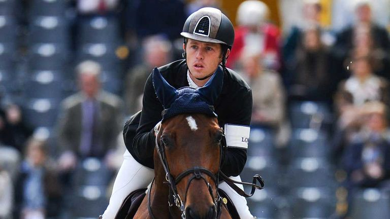 Scott Brash: another bumper pay-day of just under £120,000