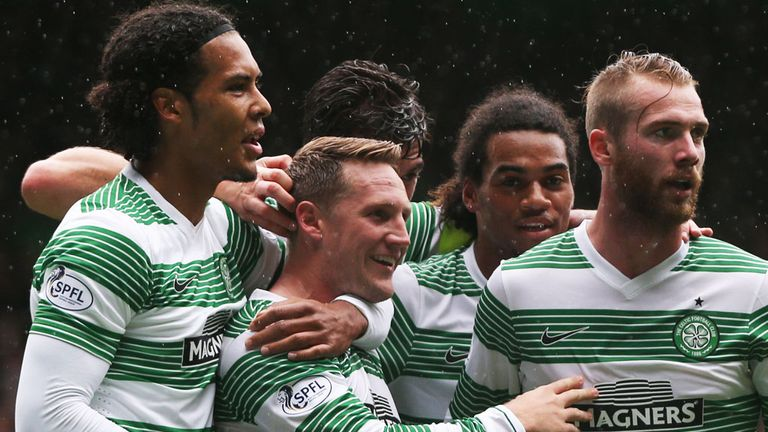 Celtic: Heading to Dens Park