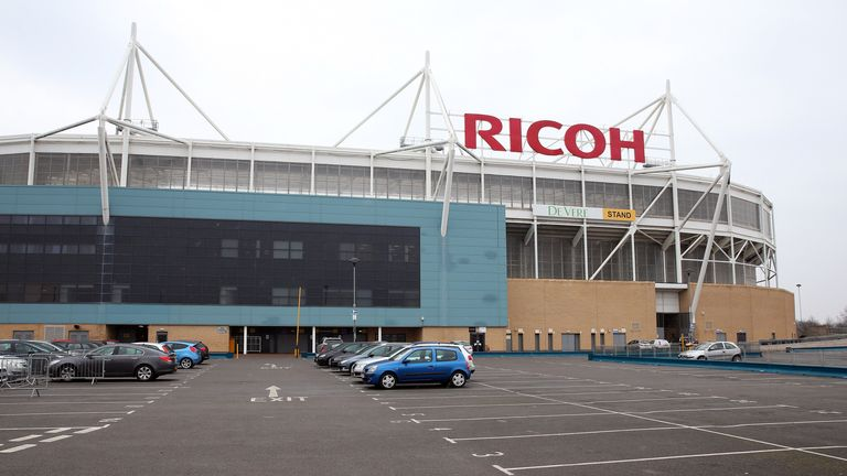 The Ricoh Arena: A positive step for Coventry, says McAllister