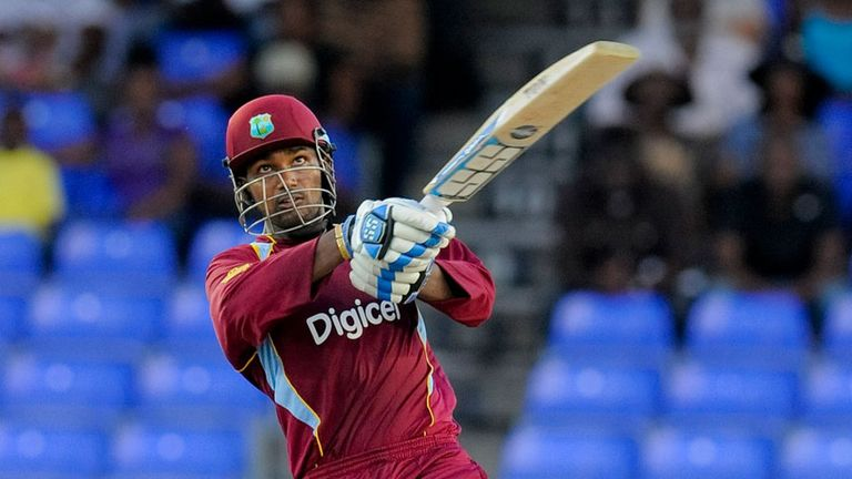 Denesh Ramdin: Smashed 169 from 121 balls