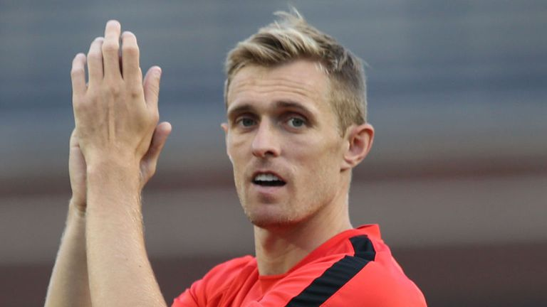 Darren Fletcher: Has played 270 minutes - more than any other Manchester United player - during pre-season