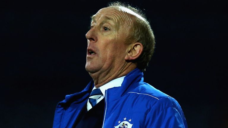 Mark Lillis: Thought his players showed 'real character'