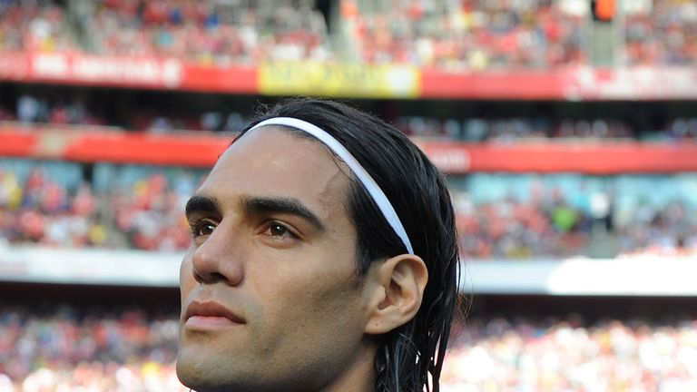 Radamel Falcao: Focused on Monaco