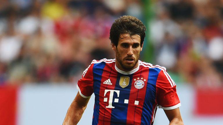 Javi Martinez: Adds to Bayern's woes