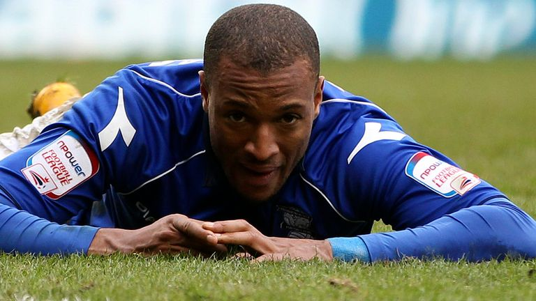 Wes Thomas: Scored the opener for Birmingham
