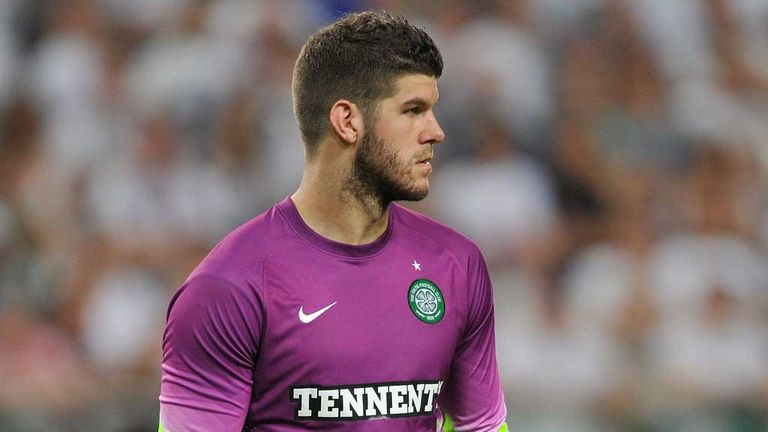 Fraser Forster: Celtic goalkeeper is on the verge of a move to Southampton