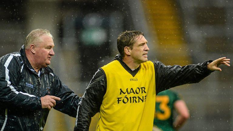 Kieran McGeeney has succeeded Paul Grimley as Armagh manager