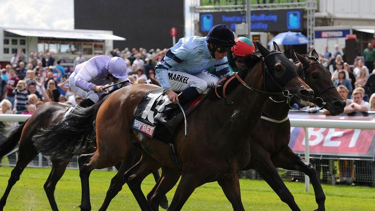 Glenard winning at York