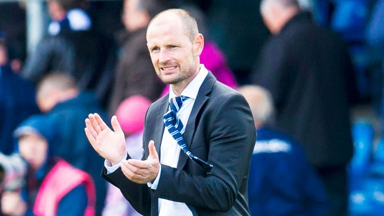 Allan Johnston: Kilmarnock boss praised team after win over Motherwell