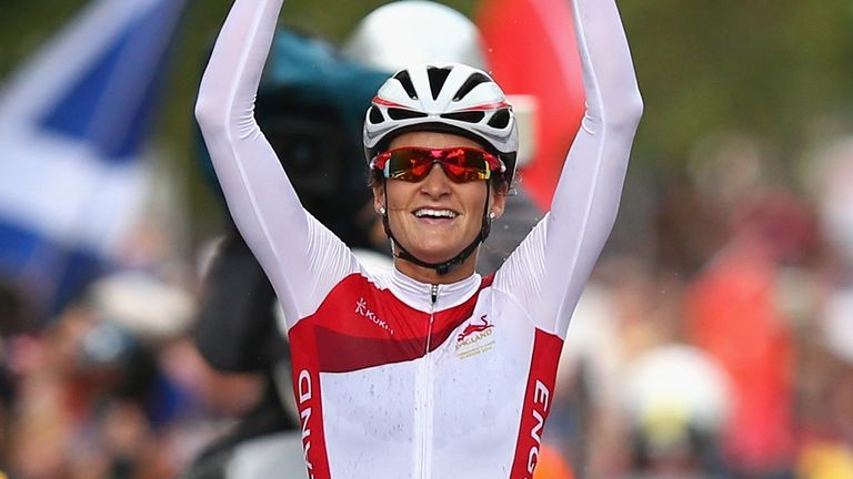 Lizzie Armitstead won by 25 seconds