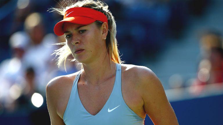 Maria Sharapova: Faces Sabine Lisicki in marquee match-up of women's third round
