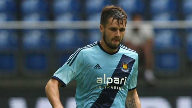 Carl Jenkinson: Looking forward to forming part of an exciting squad