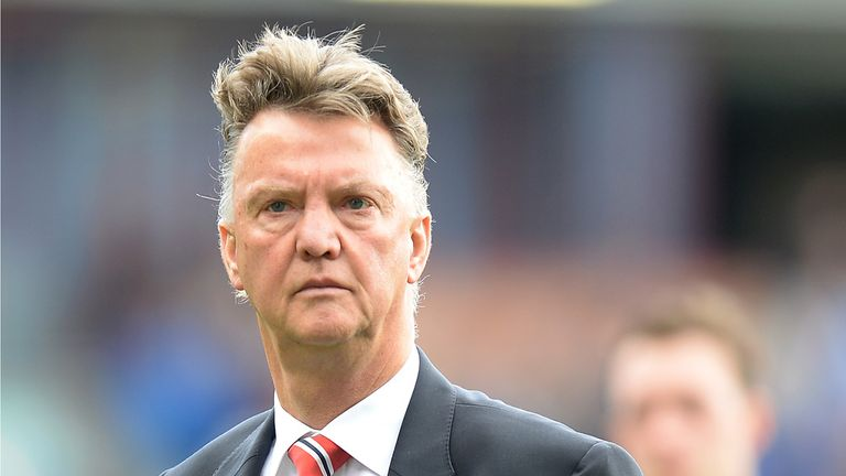 Louis van Gaal: Manchester United manager looking for confidence boost