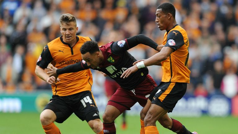 Rajiv Van La Parra: Looked lively on debut