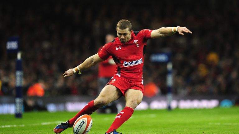 One to watch: Leigh Halfpenny