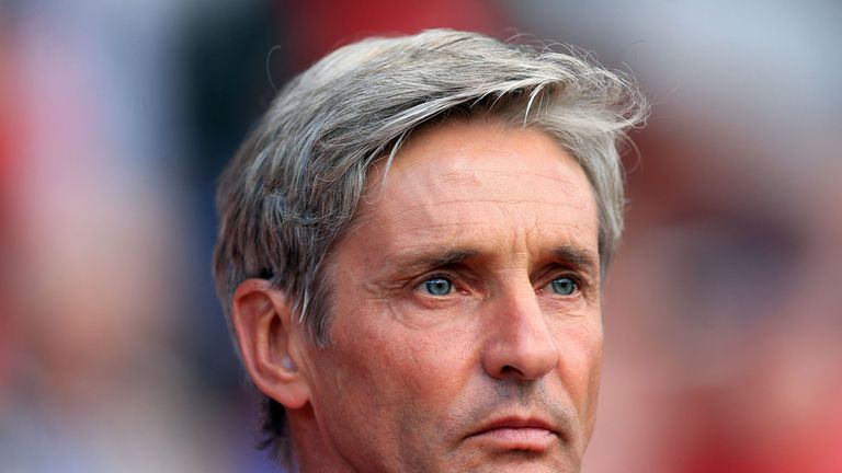 Jose Riga: Determined to strengthen squad before the transfer window closes