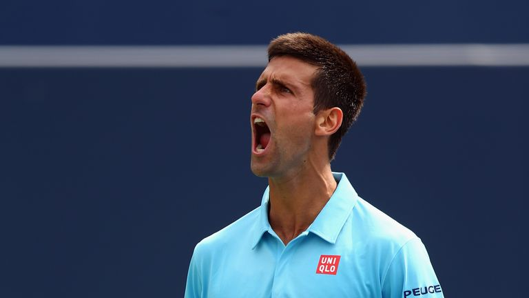 Novak Djokovic: Favourite for the Cincinnati Masters despite his early exit in Toronto