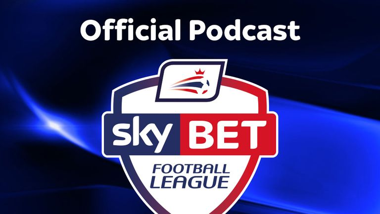 Sky Bet Football League Podcast