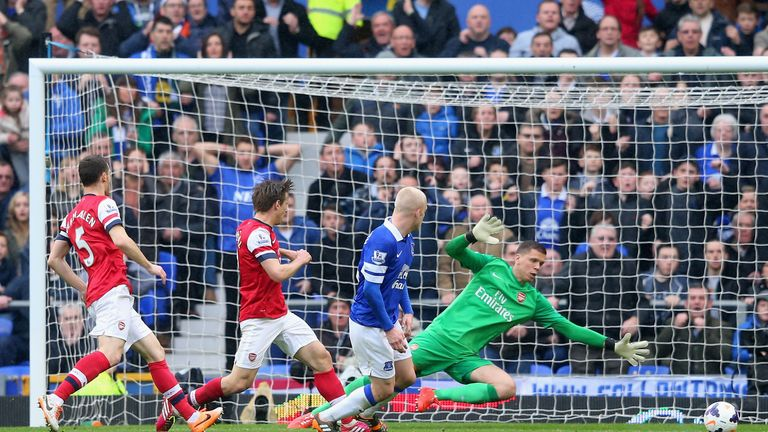 After losing 3-0 at Goodison last season, Gunners must be tighter this time around, says Jamie