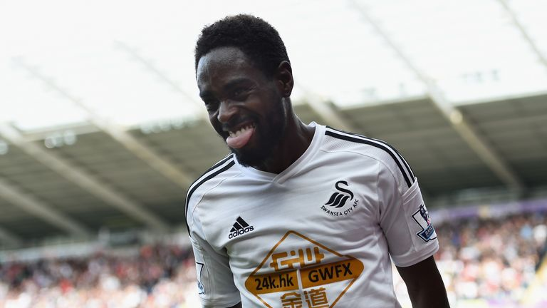 Nathan Dyer: England dreams alive for Swansea winger