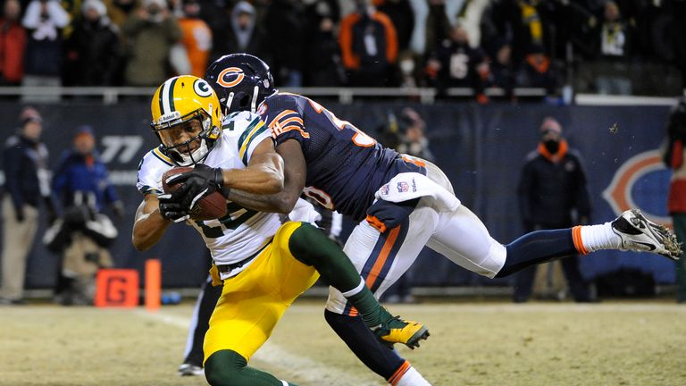 Randall Cobb's touchdown catch gave Green Bay top spot in last year's NFC North