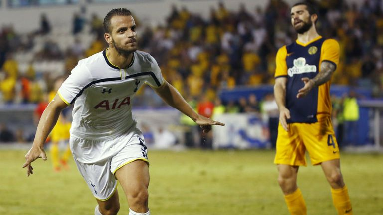 Roberto Soldado: Restored parity