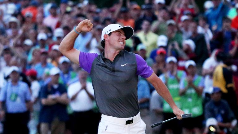 Rory McIlroy: Big winner for punters