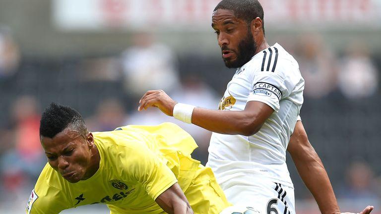 Ikechukwu Uche: Opened the scoring at Swansea