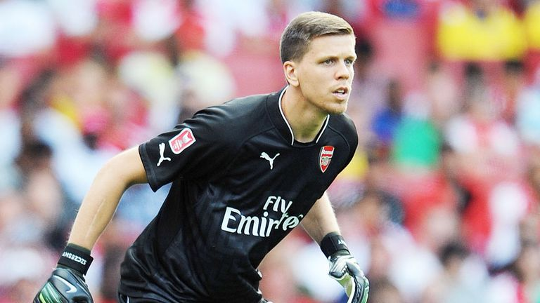 Wojciech Szczesny: Arsenal goalkeeper believes the defence must stop losing soft goals