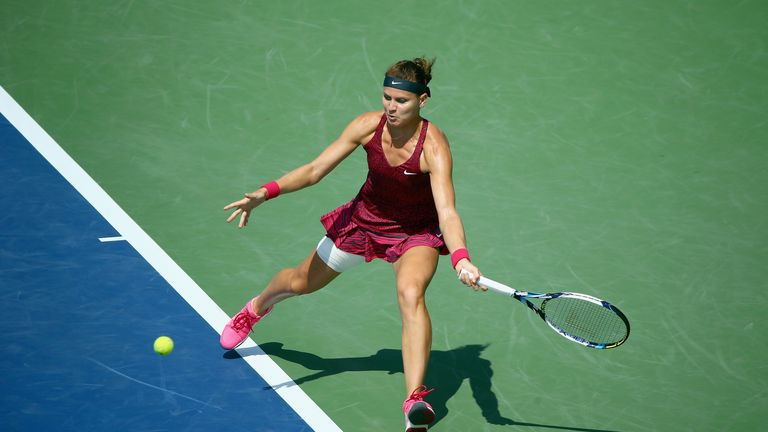Lucie Safarova: Beat Venus Williams in three sets at the Cincinnati Masters