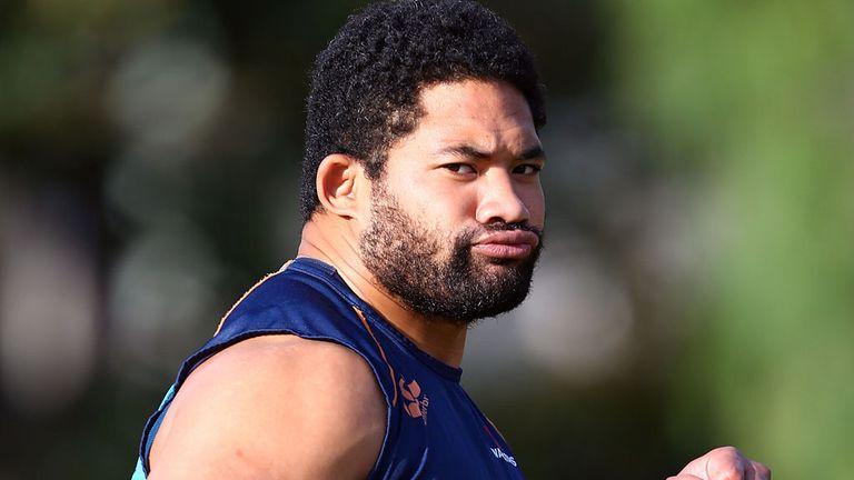 Tolu Latu: Replaces Tatafu Polota-Nau in Australia squad
