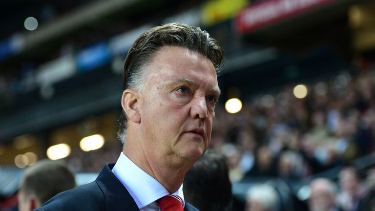 Louis van Gaal: Manchester United boss disappointed with errors in defeat
