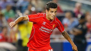 Phillipe Coutinho: Backed to shine this season