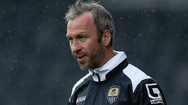Shaun Derry: Brings in young striker