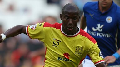 Benik Afobe: Relishing his move