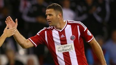 Michael Higdon: Set for Sheffield Utd return
