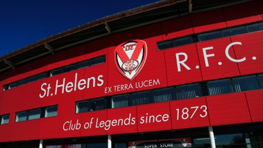 Langtree Park: The home of St Helens