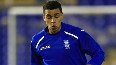 Tom Adeyemi: Signed three-year contract at Cardiff