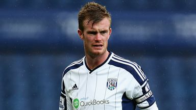 Chris Brunt: Winning fitness battle