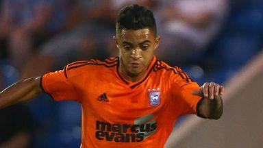 Cameron Stewart: Leaves Ipswich on loan
