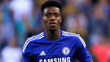 Nathaniel Chalobah: Looking to make the most of Burnley loan